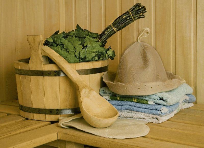 Планировка сауны в частном доме