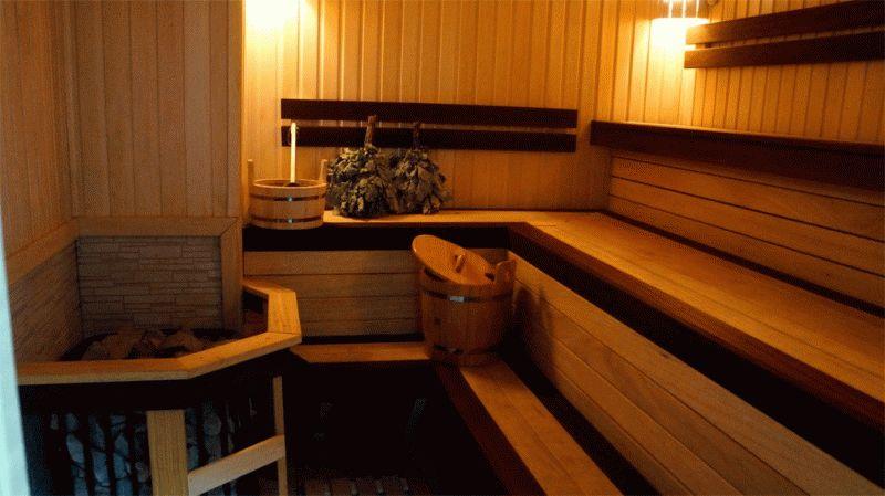 Дом баня с мансардой 6х6