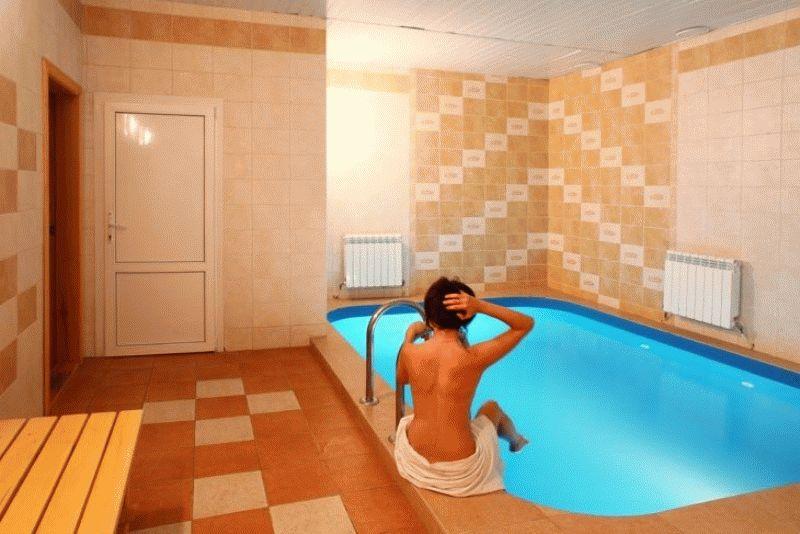 Процедуры для похудения в бане