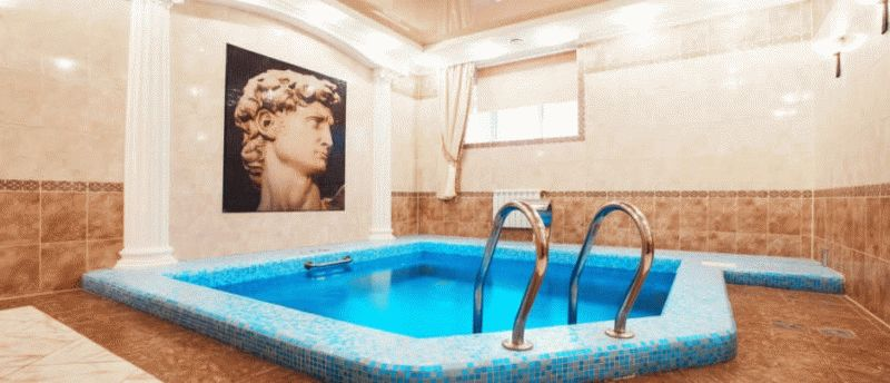 Передвижная баня