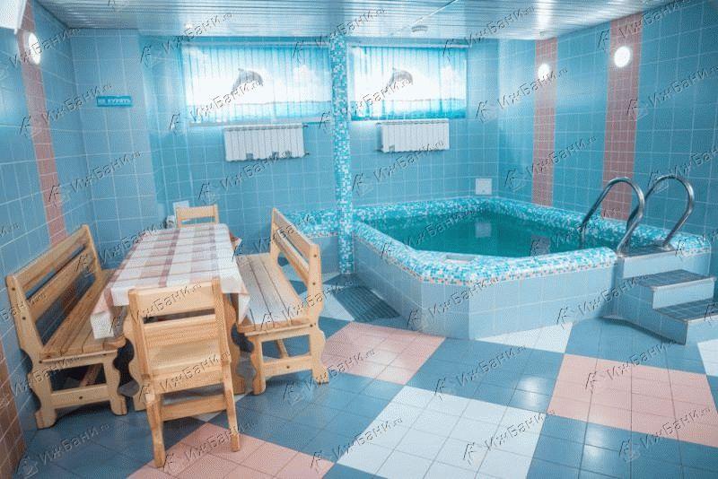 Канадская баня