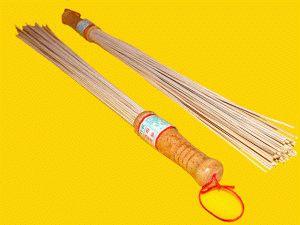 Как использовать бамбуковый веник для бани