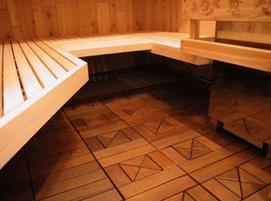 Каким материалом обшить баню внутри