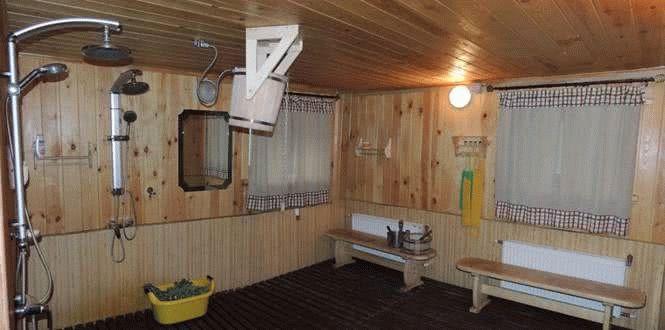 Чем обработать вагонку в парилке: чем покрыть в бане в парной, пропитки для сауны внутри, чем покрасить стены из древесины, масло, фото и видео