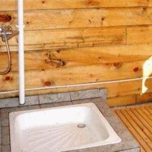 Отделка помывочной в бане - Всё о бане