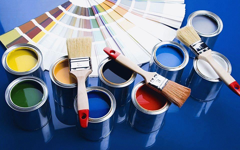 Как покрасить баню снаружи фото