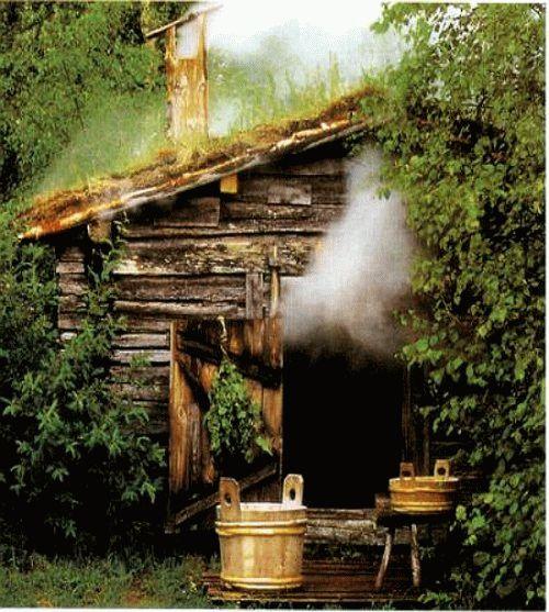 Баня по-черному: почему она полезней обычной бани, Русская семерка 99