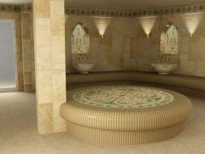 Турецкая баня в душкабине что это
