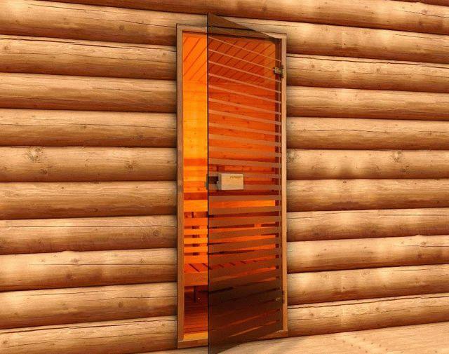 Русская парная стеклянные двери для бани стоит ставить или нет