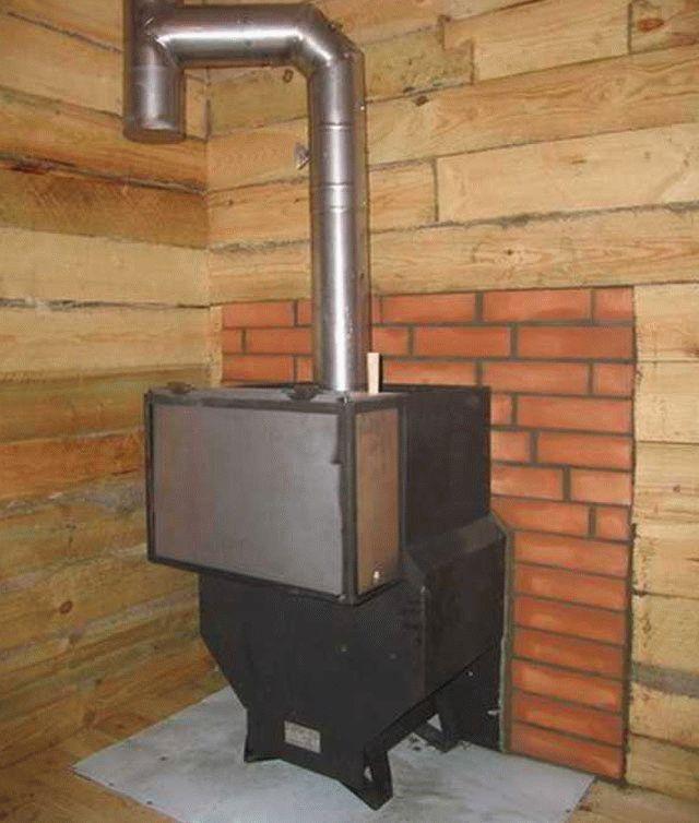 Экран для банной печи — Отопление