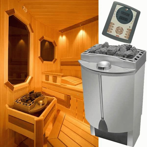 Как выбрать электрическую печь для сауны