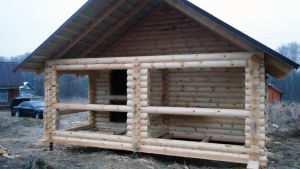 Баня на винтовых сваях - Строим баню или сауну