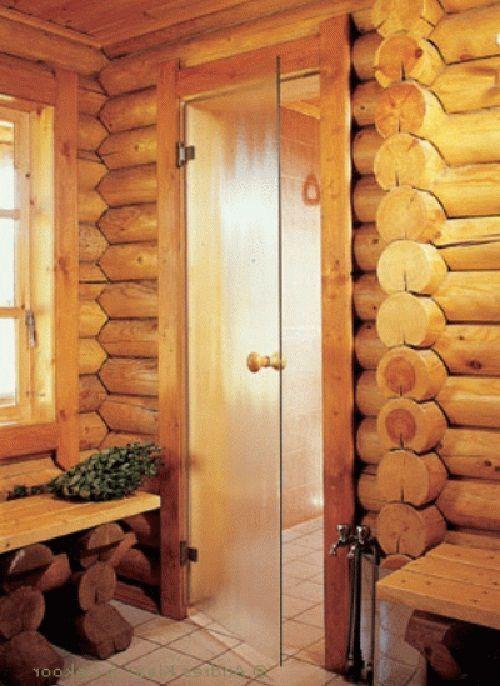 Какая должна быть входная дверь в баню