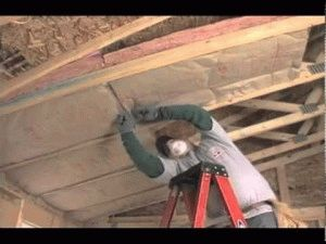 Материалы для утепления потолка бани