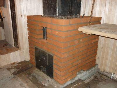 Чем изолировать печь от деревянной стены