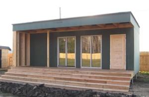 Чертежи и технология постройки каркасной бани
