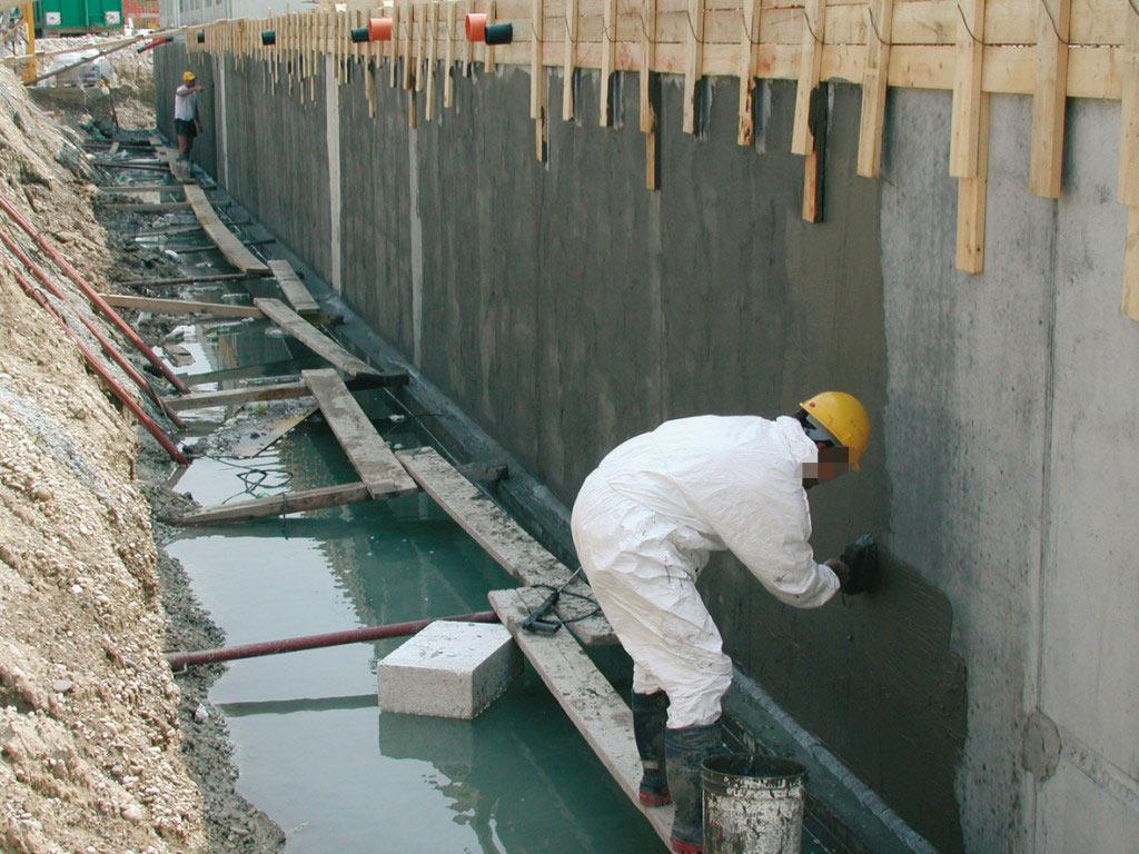 Гидроизоляция бани как защитить от влаги все части строения