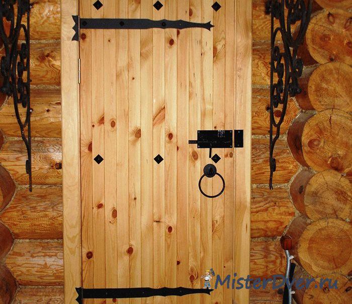 Петли для банных дверей - Строим баню или сауну