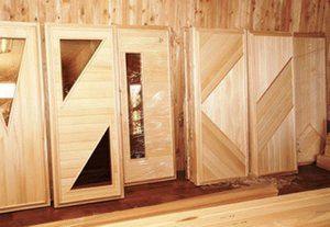 Двери своими руками - инструкция по изготовлению разных типов дверей своими руками (119 фото)
