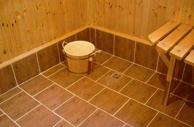 Моечная в бане интерьер - Всё о бане