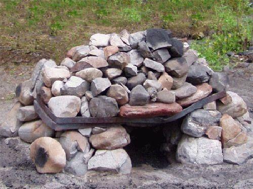 Туристическая баня своими руками - Строим баню или сауну